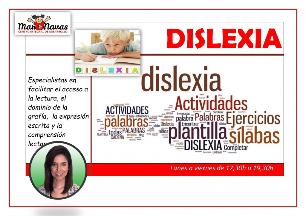 dislexia intervención