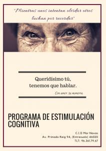 envejecimiento cognitivo