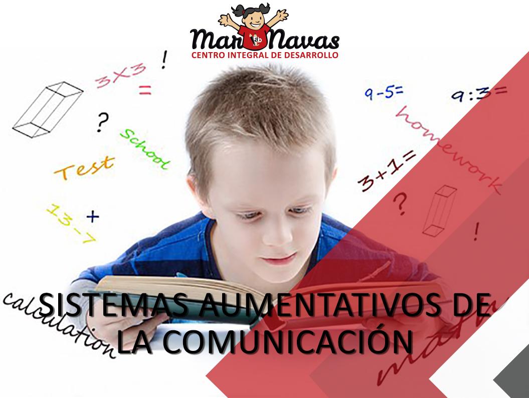 Sistemas aumentativos de la comunicacion