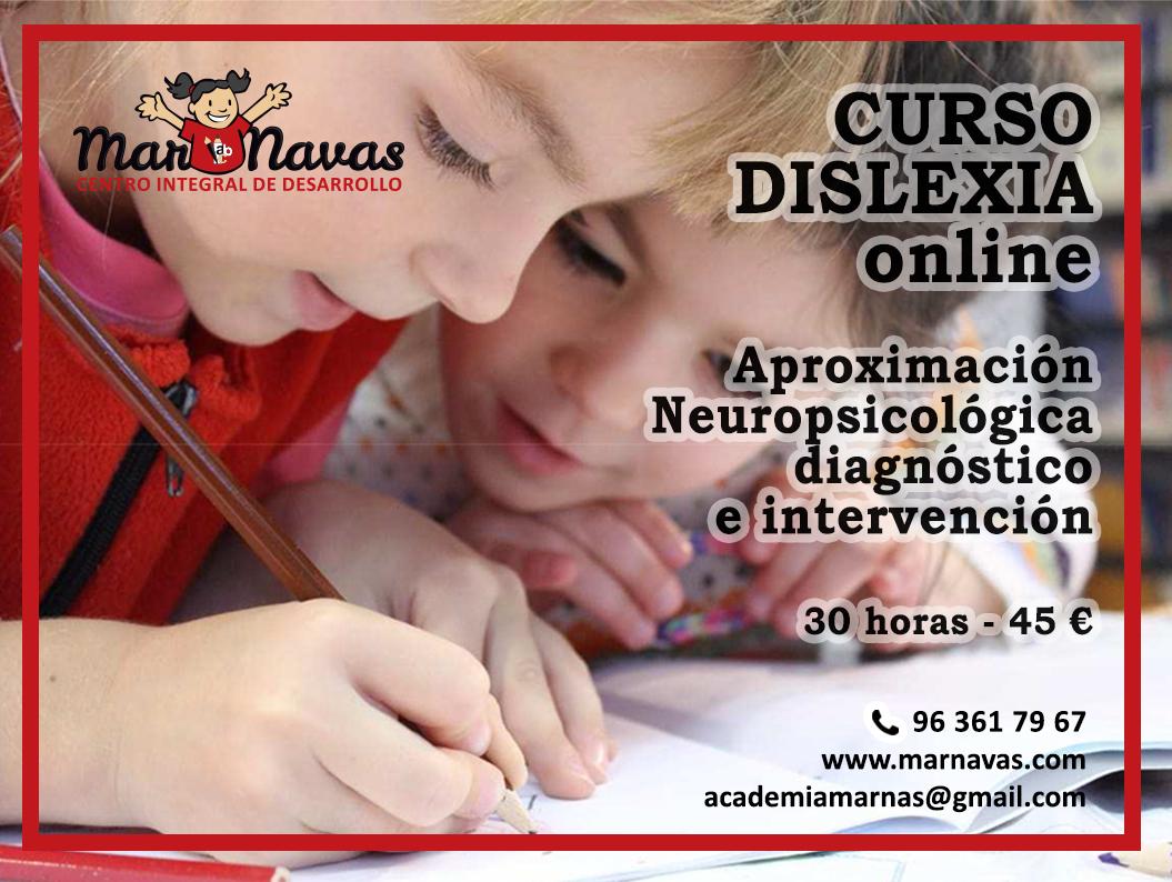 curso on-line dislexia