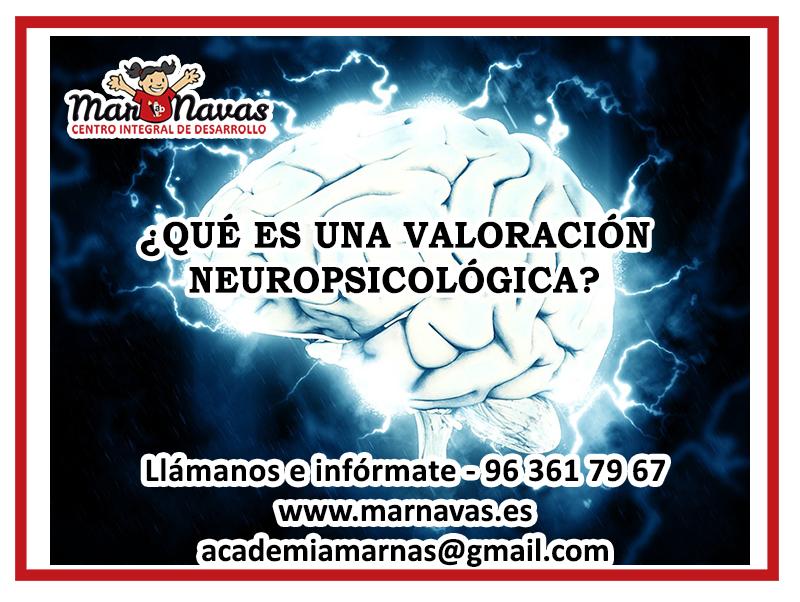 valoracion neuropsicologica