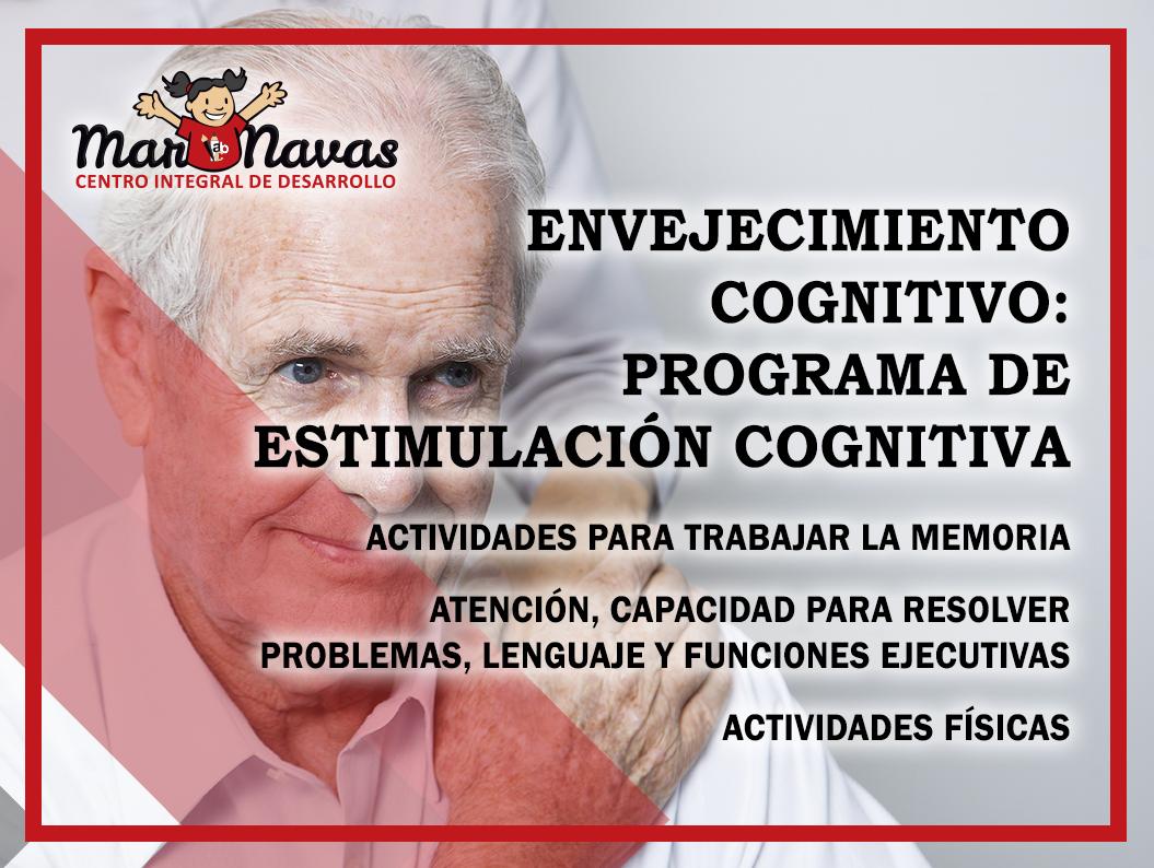 que es el envejecimiento cognitivo