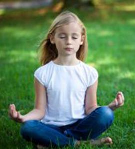 curso online enseñar al niñ@ a relajarse