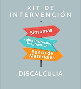 Kit de Intervención - Discalculia