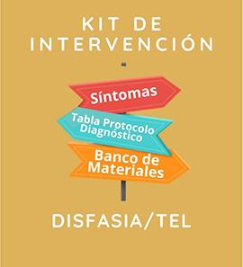 Kit de Intervención - Disfasia
